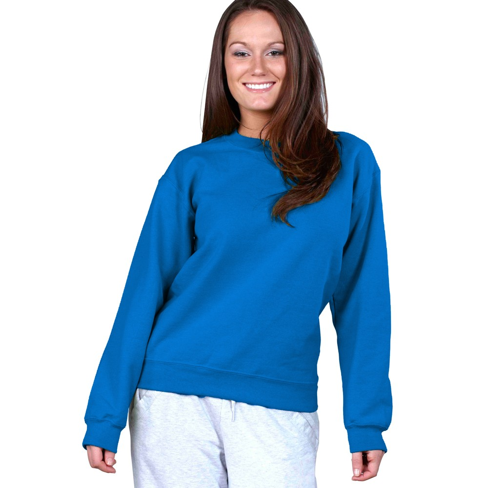 Crew Neck Womens Sweatshirts